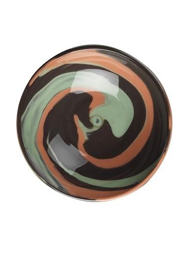 Kütahya Porselen Batik 12 Cm 4′lü Kase Renkli